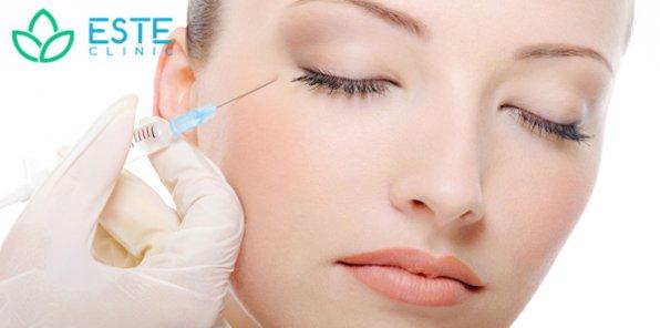 -60% на все косметические услуги Este Clinic