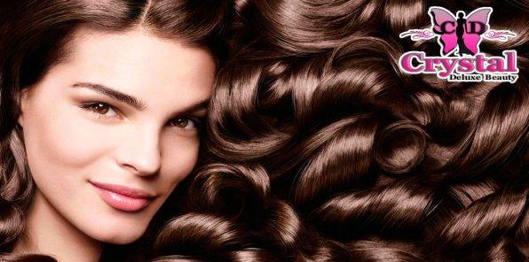-90% на услуги для волос + 3 услуги в подарок!