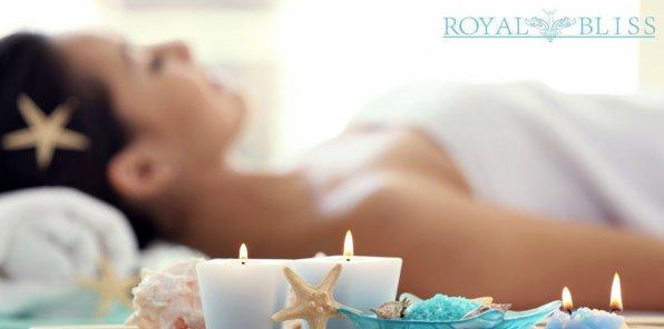 -52% в ROYAL BLISS Massage and SPA