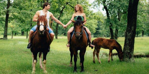 -50% на услуги конного клуба «Селена»