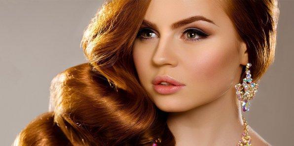 -80% на услуги для волос в студии «Виктория»
