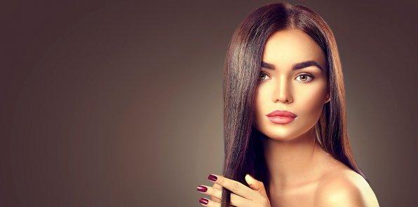 -80% на окрашивание волос в салоне Luxe Hair