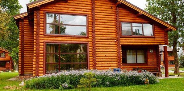 -41% на проживание в коттеджном отеле «Степаново»