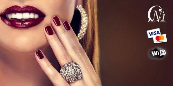 -100% на услуги для ногтей в «Салоне красоты №1»