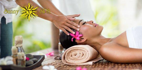 -50% на SPA и массаж в центре Sunny SPA