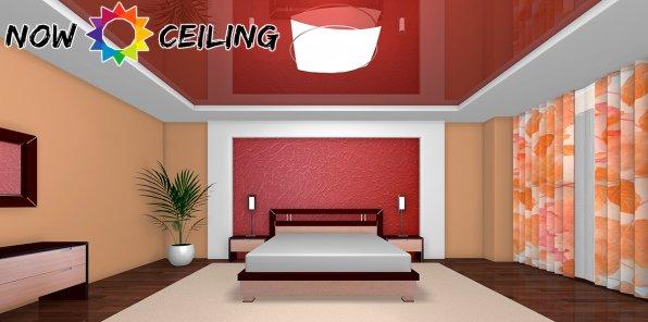 -100% на натяжные потолки от компании Now Ceiling