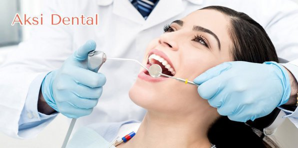 -75% на услуги стоматологии Aksi Dental