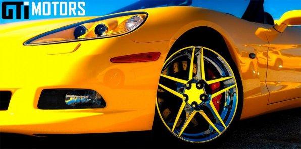 -83% на услуги автосервиса GTI-Motors