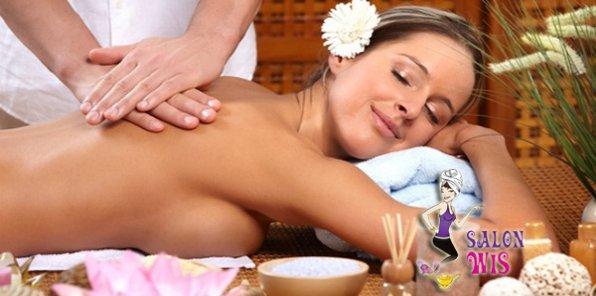Качественный массаж - подарите себе расслабление!